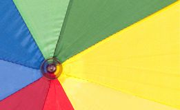 Brolly detail Stock Images