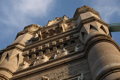 brolondon torn Royaltyfri Bild