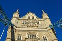 brolondon torn uk Arkivbilder