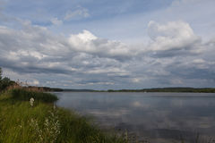 Brombach lake Stock Image