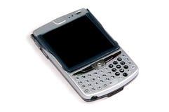 Brombeere pda Mobiltelefon Stockbilder