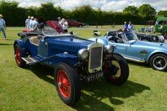 BROMLEY, LONDON/UK - CZERWIEC 07: BROMLEY widowisko automobilizm Duży jednodniowy klasyczny samochodowy przedstawienie Obraz Stock