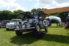 BROMLEY, LONDON/UK - CZERWIEC 07: BROMLEY widowisko automobilizm Duży jednodniowy klasyczny samochodowy przedstawienie Obrazy Royalty Free