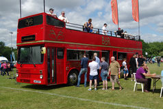 BROMLEY, LONDON/UK - CZERWIEC 07: BROMLEY widowisko automobilizm Duży jednodniowy klasyczny samochodowy przedstawienie Obraz Royalty Free
