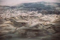 Bromo沙漠 库存照片