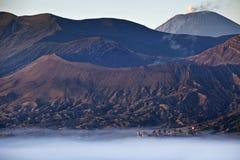 bromo восточная Индонесия java Стоковое Изображение RF
