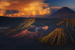 Bromo Royalty Free Stock Photo