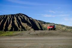 Bromo山 库存照片