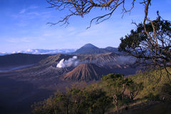 Bromo山 库存图片