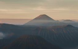 Bromo-Berg Stockbild