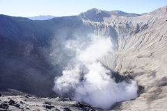 Bromo crater Royalty Free Stock Photos