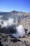 Bromo crater Royalty Free Stock Photography