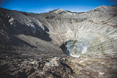 Bromo crater Stock Photo