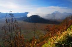 bromo góra zdjęcie stock