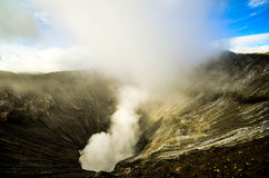 Bromo góra. obraz royalty free