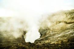 Bromo góra. fotografia stock