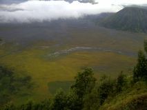 Bromo Indonesia Fotografie Stock