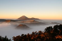 Bromo - Java Royalty Free Stock Image