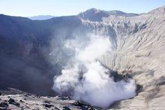 Bromo krater Zdjęcia Royalty Free