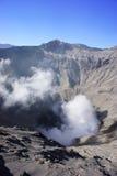 Bromo krater Fotografia Royalty Free