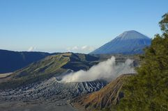 Bromo mount Stock Photo