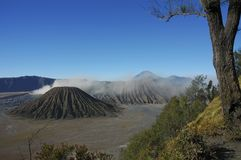 Bromo mount Stock Photos