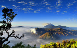 Bromo mount Royalty Free Stock Photo