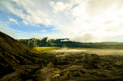 Bromo Mount. Stock Images