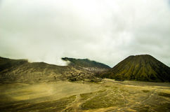 Bromo Mount. Royalty Free Stock Photos