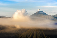Bromo mountain Royalty Free Stock Photography