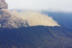 Bromo. The Bromo mountain in Indonesia royalty free stock photo