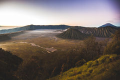 Bromo mountain Royalty Free Stock Photo