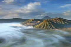 Bromo. Mt.Bromo Paradise of trekking Royalty Free Stock Image