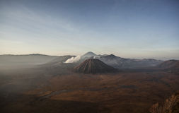 Bromo. Photo session from Java. Semero lawang, bromo Royalty Free Stock Images