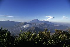 The Bromo Region Stock Images