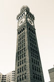 Bromo Seltzer Tower Royalty Free Stock Images