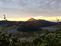 Bromo Sunrise Royalty Free Stock Photo