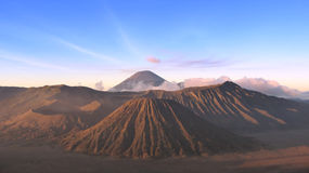 Bromo-Tengger-Semeru National Park Stock Photography