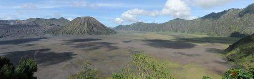 Bromo-Tengger-Semeru national park on the island of Java. Indonesia Stock Image