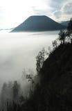 Bromo-Tengger-Semeru national park on the island of Java Stock Photography