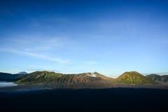Bromo tengger semeru national park Royalty Free Stock Photo