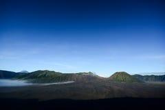 Bromo tengger semeru national park Royalty Free Stock Image