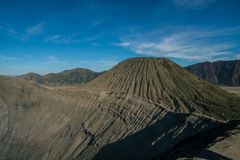 Bromo-Tengger-Semeru park narodowy, Indonezja Zdjęcia Royalty Free