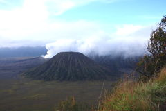 Bromo volcano Stock Image