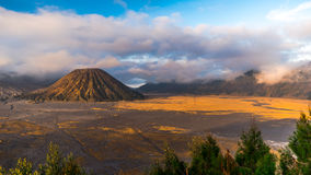 Bromo volcano Royalty Free Stock Images