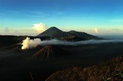 Bromo volcano Indonesia Stock Image