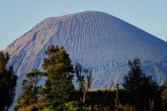 Bromo volcano in Indonesia Royalty Free Stock Photos