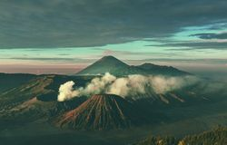 Bromo Royalty Free Stock Photography