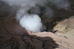 Bromo volcano on Java, Indonesia stock image