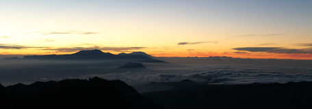 Bromo volcano, Java Indonesia. Photo taken in Indonesia, Bromo volcano, central Java stock photography